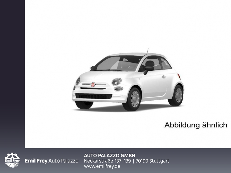 Fiat 500 1.2 8V Dualogic Lounge, Jahr 2020, Benzin