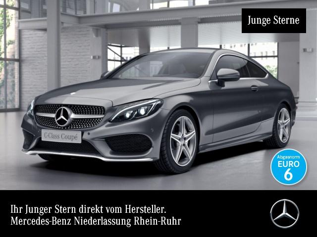 Mercedes-Benz C 200 Cp. AMG COMAND ILS LED Kamera Spurhalt-Ass, Jahr 2016, Benzin