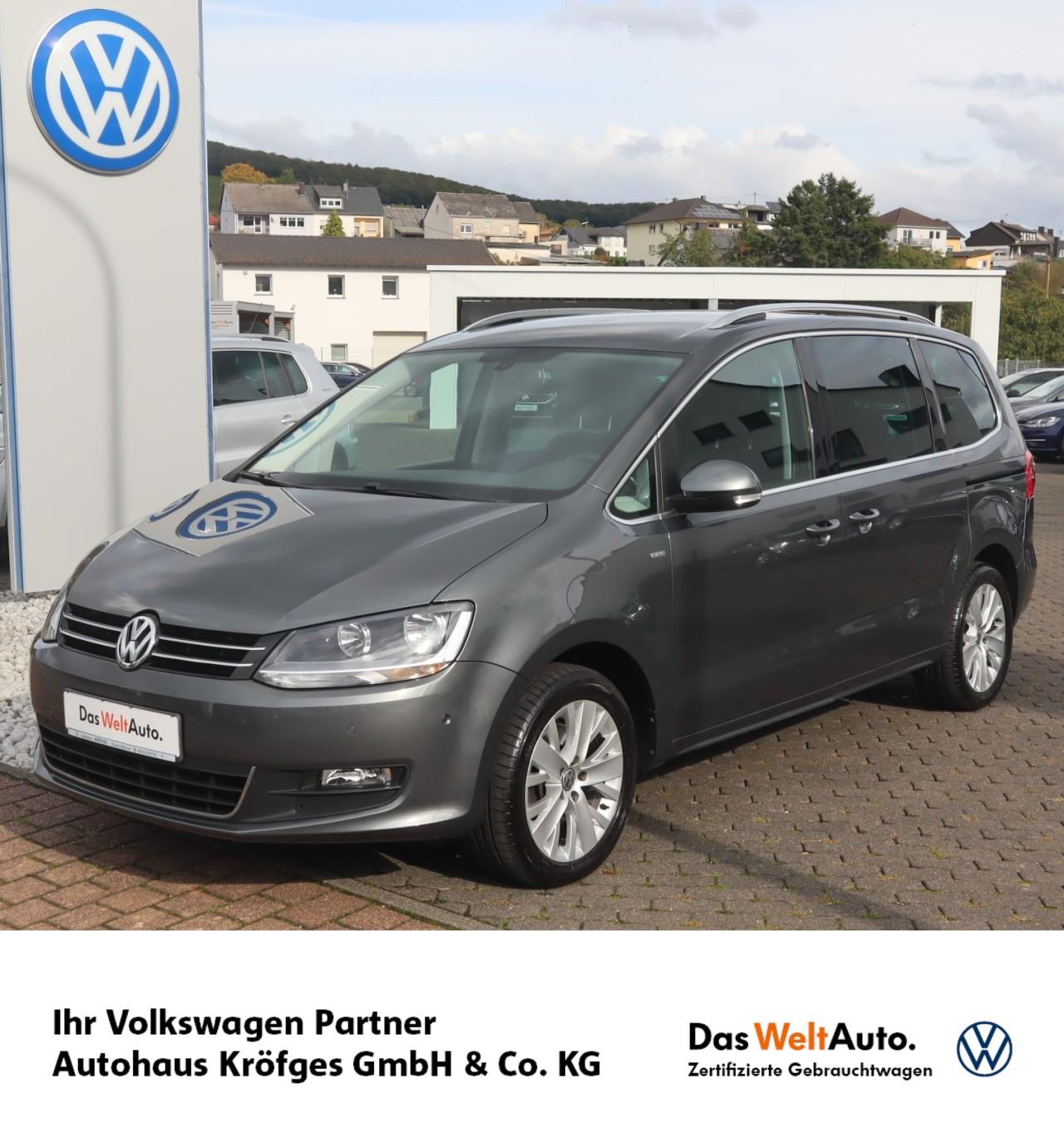 Volkswagen Sharan Comfortline TSI 1.4 L BMT Klima Navi, Jahr 2013, Benzin