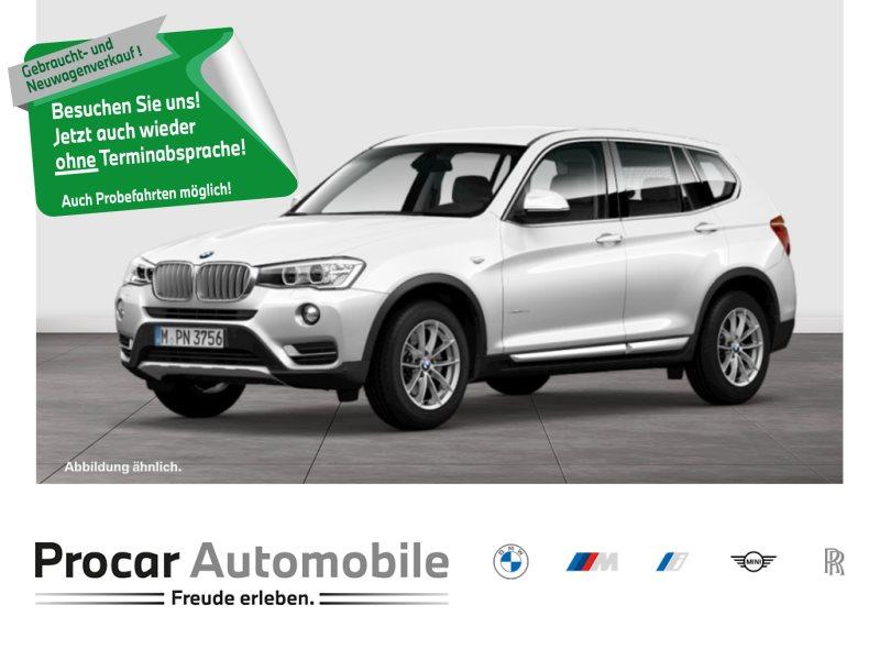 BMW X3 sDrive18d xLine+Kima+ HiFi-System+ Xenon-Licht+Tempomat+Sitzheizung, Jahr 2015, Diesel