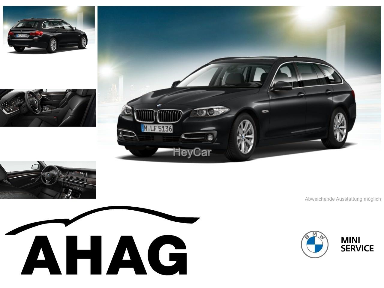 BMW 530d Touring A Luxury Line Adaptive Drive Aut., Jahr 2016, Diesel