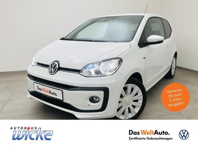 Volkswagen up! 1.0 JOIN Klima Sitzhzg PDC LM, Jahr 2018, Benzin