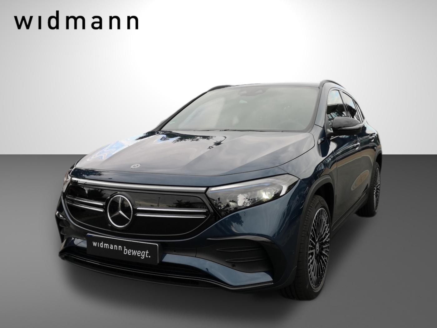 Mercedes-Benz EQA 250 AMG*Business*P*elekt.Sitze*Fahrassis.-P*, Jahr 2021, Elektro