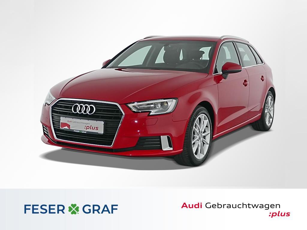 Audi A3 Sportback Sport 30TDI /PDC/GRA/SHZ/17 Zoll, Jahr 2019, Diesel
