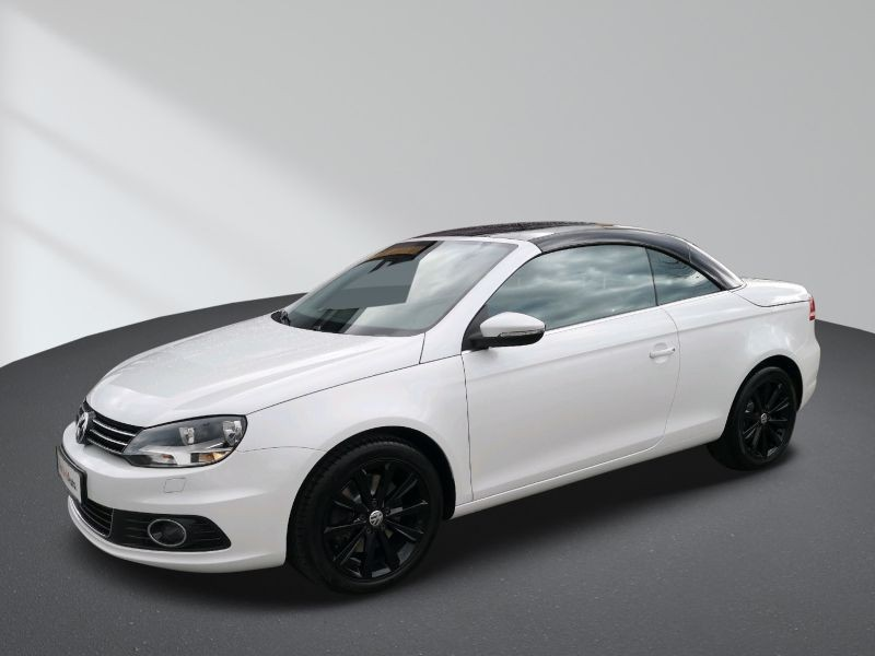 Volkswagen Eos 2.0 TDI BlackStyle Navi Dynaudio PDC AHK, Jahr 2015, Diesel