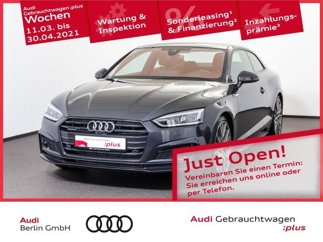 Audi A5 Coupé sport 45 TFSI qu.S tr. LED HUD NAVI, Jahr 2020, Benzin