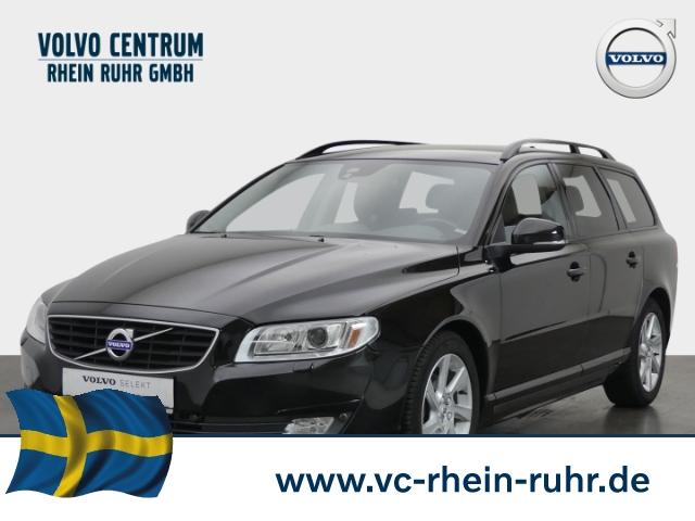 Volvo V70 Linje Svart D3 - Xenon,PDC,Navi,Sitzh,Beh,Frontsch,Bluetooth, Jahr 2016, Diesel