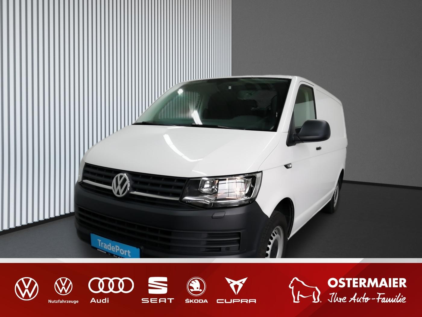 Volkswagen T6 Kasten kurz 75kW 2.0l TDI Sortimo-Ausbau! NAV, Jahr 2017, Diesel