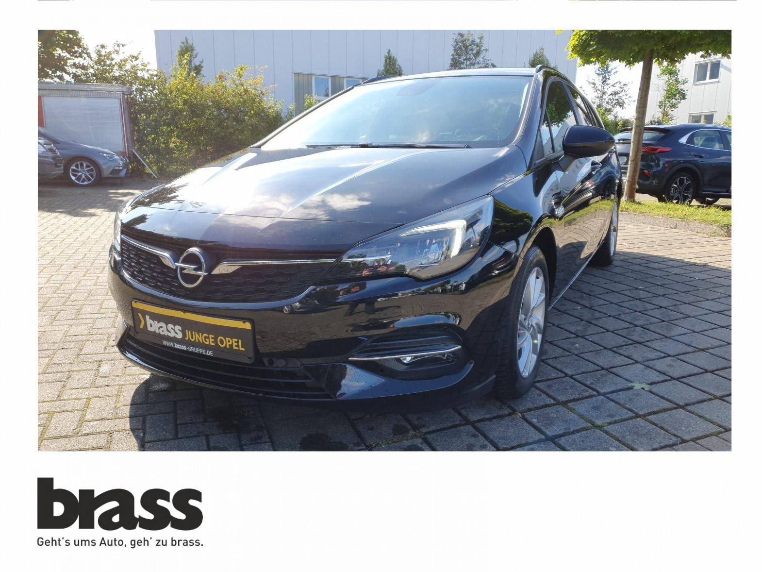 Opel Astra K 1.2 Turbo Edition (EURO 6d), Jahr 2021, Benzin