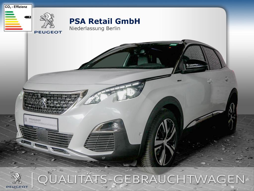 Peugeot 3008 GT-Line PureTech 180 EAT8, Jahr 2020, Benzin