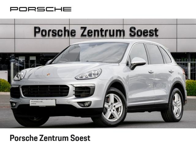 Porsche Cayenne Diesel/PARK ASSISTENT/14 WEGE SITZE/PRIVACY VERGLASUNG, Jahr 2016, Diesel