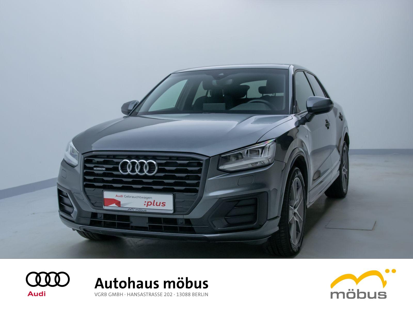Audi Q2 sport 2.0 TDI QU*S-TRO*SLINE*ASSIST*PANO*B&O, Jahr 2017, Diesel