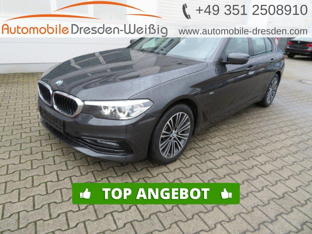 BMW 530 i xDrive Sport Line*Navi*Leder*ACC*Kamera*, Jahr 2017, Benzin