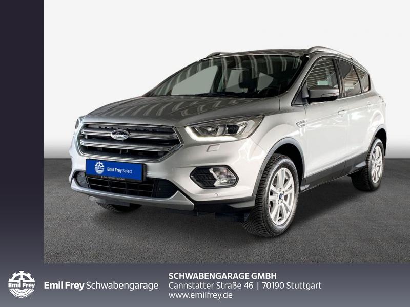 Ford Kuga Cool & Connect Winter-Paket Navi, Jahr 2019, Benzin