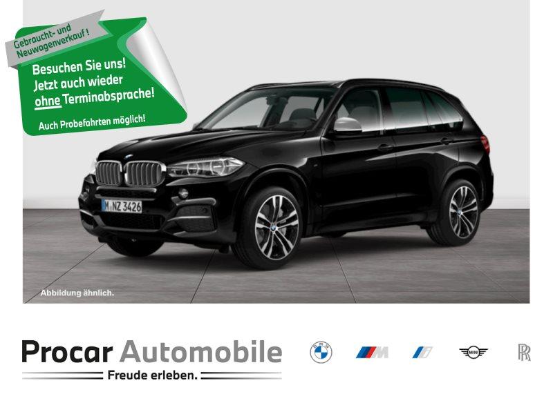 BMW X5 M50d Head-Up LED B&O Soft-Close AHK Standhzg., Jahr 2018, Diesel