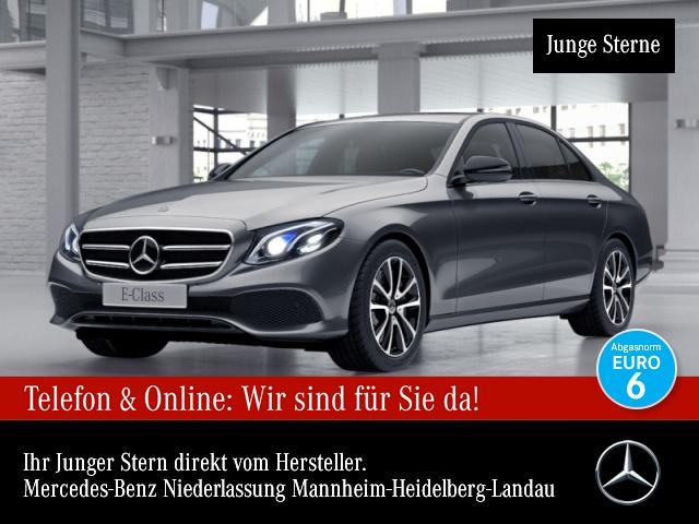 Mercedes-Benz E 450 4M Avantgarde Stdhzg Multibeam Distr. COMAND, Jahr 2018, Benzin