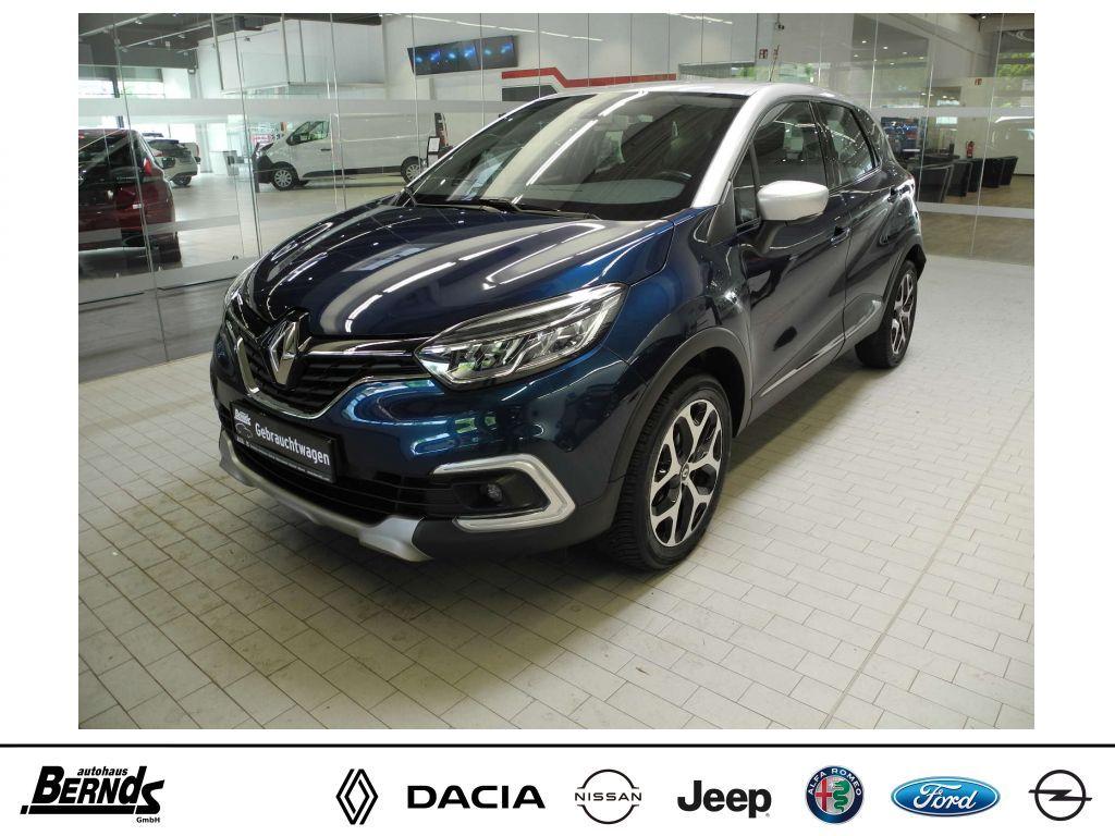 Renault Captur TCe 90 INTENS BOSE SOUNDS. KLIMAA. NAVI, Jahr 2017, Benzin
