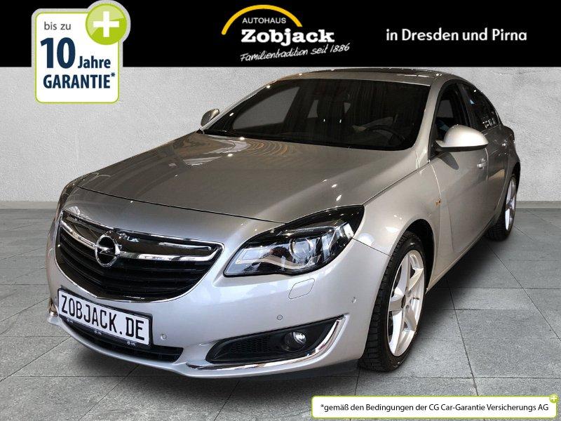 Opel Insignia-A Innovation 2.0T S/S 4x4,Navi,Bi-Xenon, Jahr 2013, Benzin