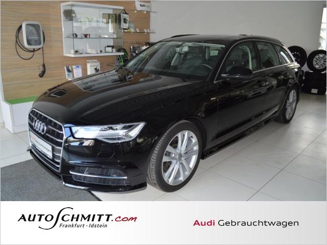 Audi A6 Avant 2.0 TDI S-tronic Navi LED Panorama Klima, Jahr 2017, Diesel