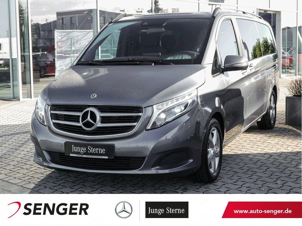 Mercedes-Benz V 220d Edition extralang LED Navi 2xKlima Kamera, Jahr 2017, Diesel