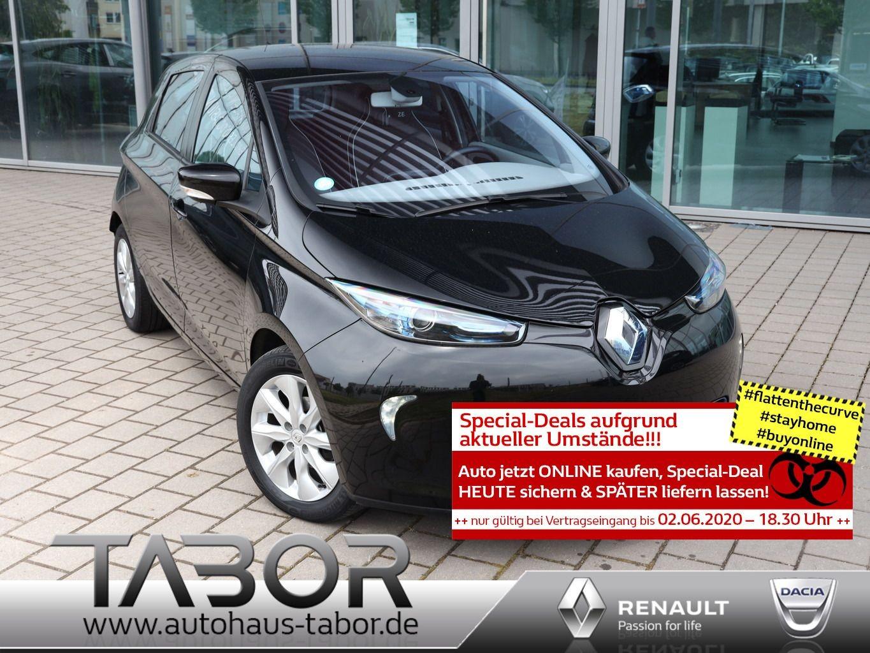 Renault Zoe Intens Rw210 Kam Keyl PDC Temp abg.Scheiben, Jahr 2014, Elektro