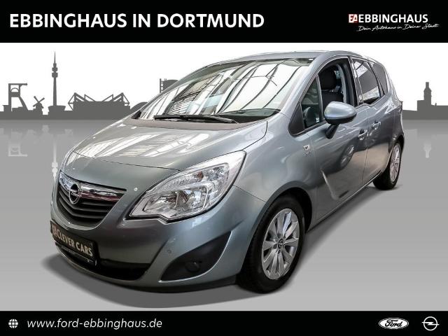 Opel Meriva B Active KLIMAAUTO SHZ LHZ PDC ALU ALLWETTER, Jahr 2013, Benzin