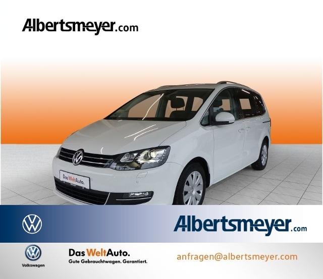 Volkswagen Sharan 2.0 TDI Highline +DSG+XENON+LM, Jahr 2014, Diesel