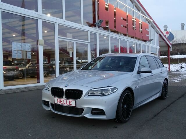 BMW M550d Touring xDrive+LED+NAVI+B&O+, Jahr 2015, Diesel