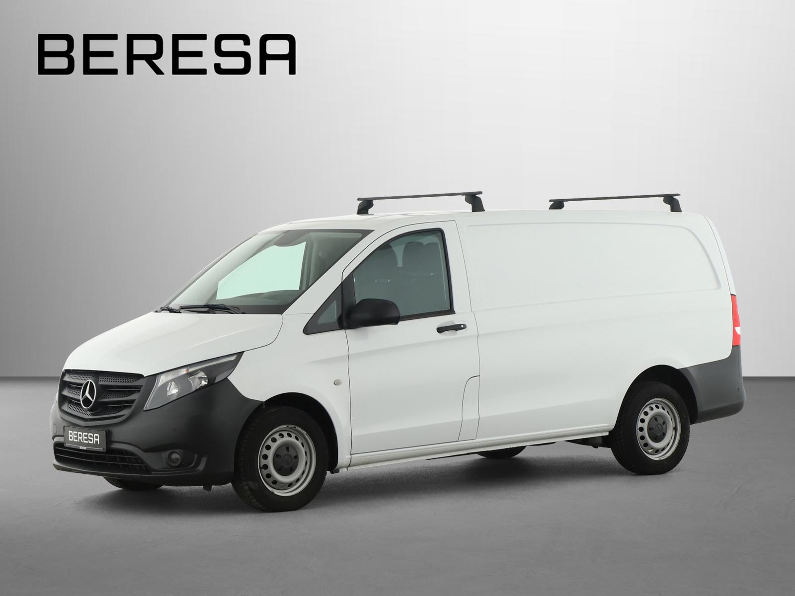 Mercedes-Benz Vito 111 CDI Kasten Lang Navi Kamera Tempomat Pa, Jahr 2017, Diesel