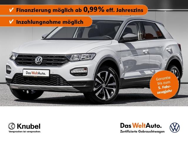 Volkswagen T-Roc IQ.DRIVE 1.5 TSI RKamera Standhzg. ActiveI, Jahr 2020, Benzin