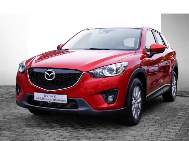 Mazda CX-5 Sendo 2WD 2.2 SKYACTIV-D Navi Dyn. Kurvenlicht Fernlichtass. PDCv+h Multif.Lenkrad, Jahr 2014, Diesel