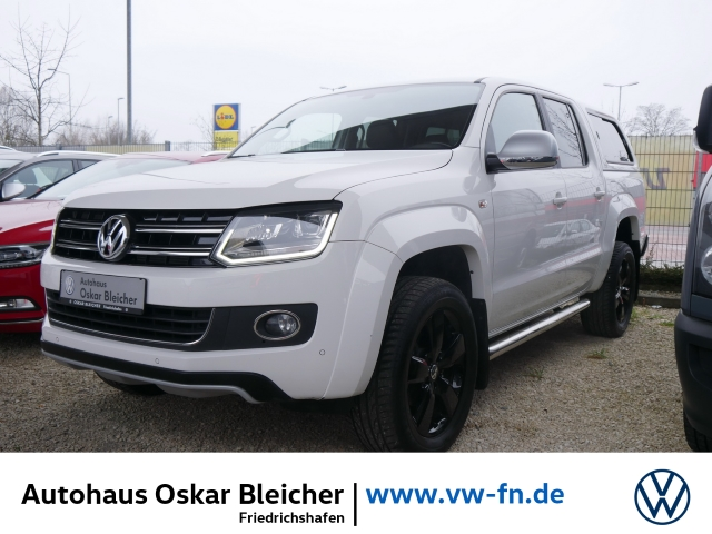 Volkswagen Amarok Ultimate DoubleCab 4Motion 2.0 BiTDI Klimaut. LM, Jahr 2015, Diesel
