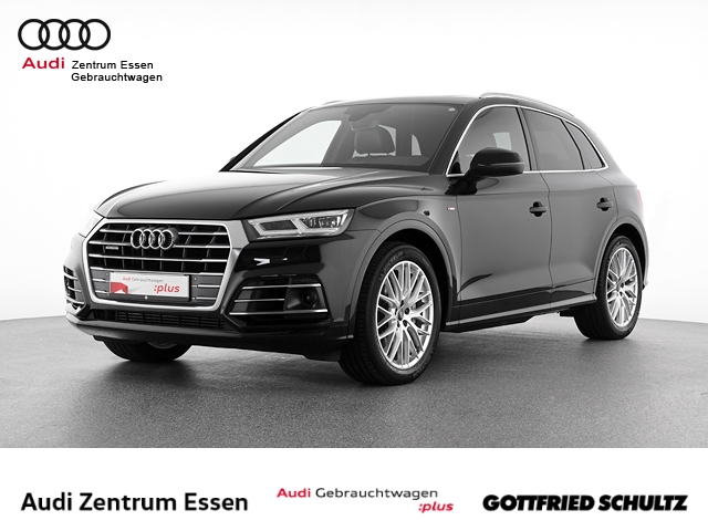 Audi Q5 3.0 TDI quattro sport TIPTRONIC NAV PLUS RÜFAHR SHZ FSE MUFU, Jahr 2018, Diesel