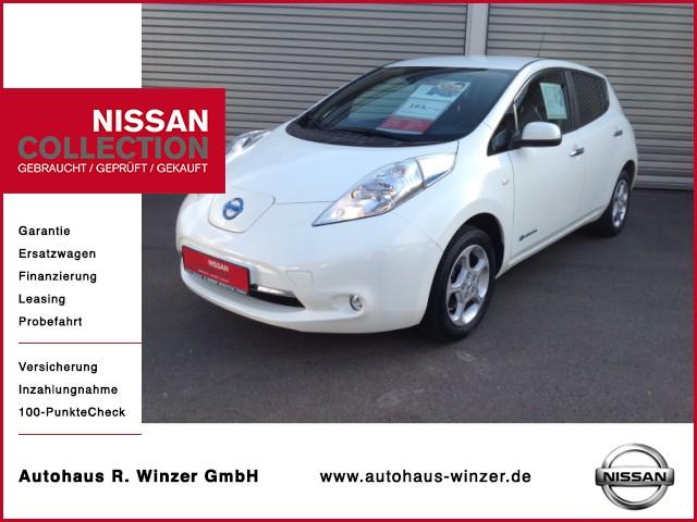 Nissan Leaf Acenta 30kWh Kamera Sitzhzg, Jahr 2016, Elektro