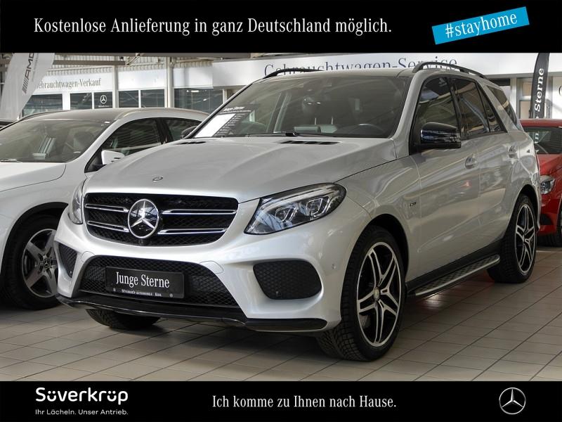 Mercedes-Benz GLE 450 4M NIGHT+STANDHZ+PANO+DISTRO+AIRMAT, Jahr 2016, Benzin