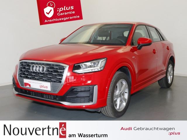 Audi Q2 2.0 TDI S-Line Navi LED, Jahr 2020, Diesel