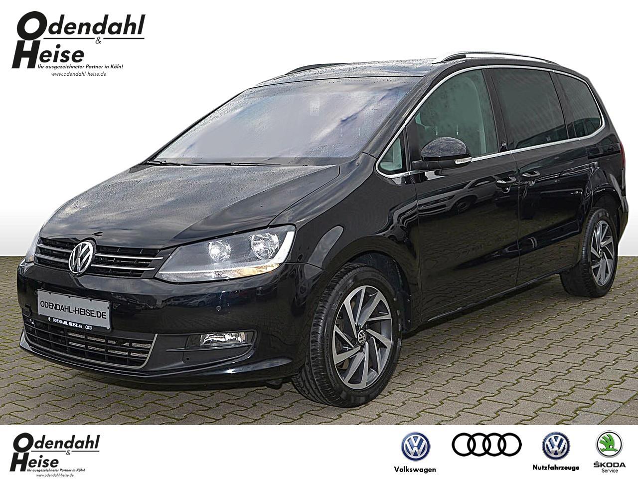 Volkswagen Sharan 2,0 l TDI DSG SOUND Comfortline Klima, Jahr 2017, Diesel