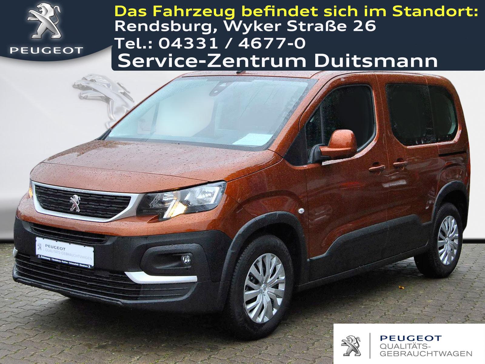 Peugeot Rifter BlueHDI 100 L1 Active++NAVI++KLIMA, Jahr 2020, Diesel