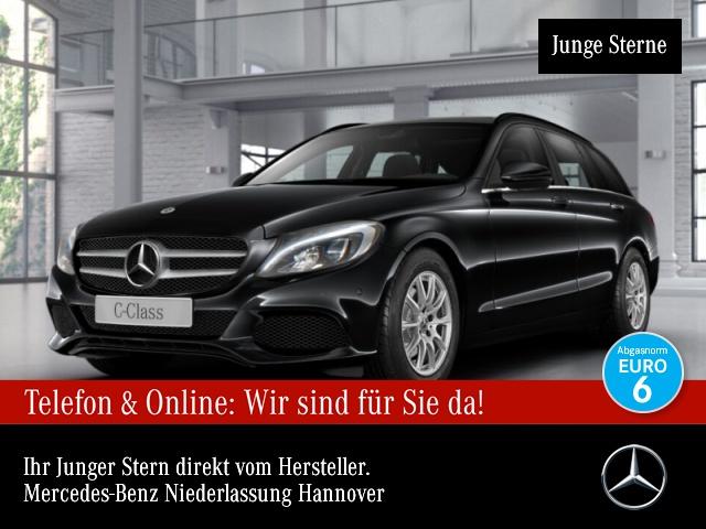 Mercedes-Benz C 200 T Pano LED Navi EDW PTS 9G Sitzh Temp, Jahr 2017, Benzin