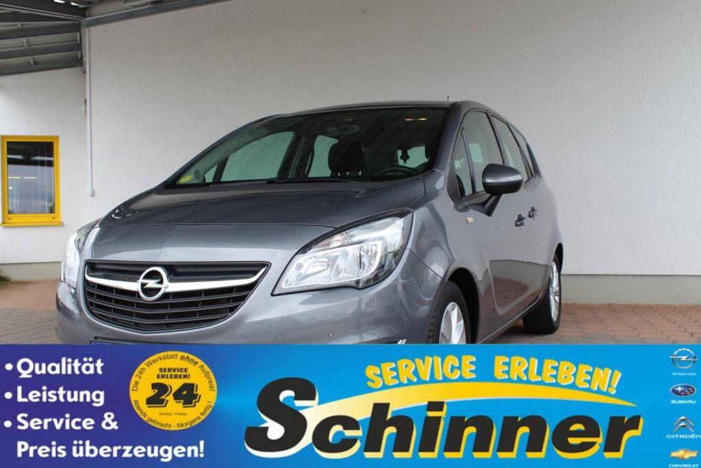 Opel Meriva 1.4 ecoflex Start/Stop Style, Jahr 2015, Benzin