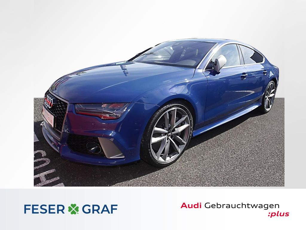 Audi RS7 Sportback 4.0 TFSI quattro Dynamikpaket, Jahr 2020, Benzin