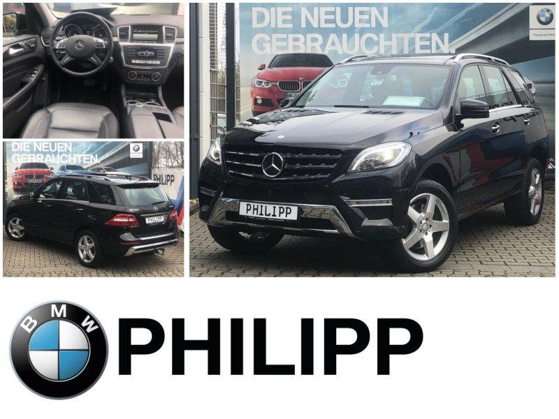 Mercedes-Benz ML 350 CDI Sportpaket AMG AHK Luftfederung, Jahr 2014, Diesel