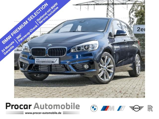 BMW 220 Active Tourer Sport Line // Navi PDC 18'' LM, Jahr 2017, Benzin