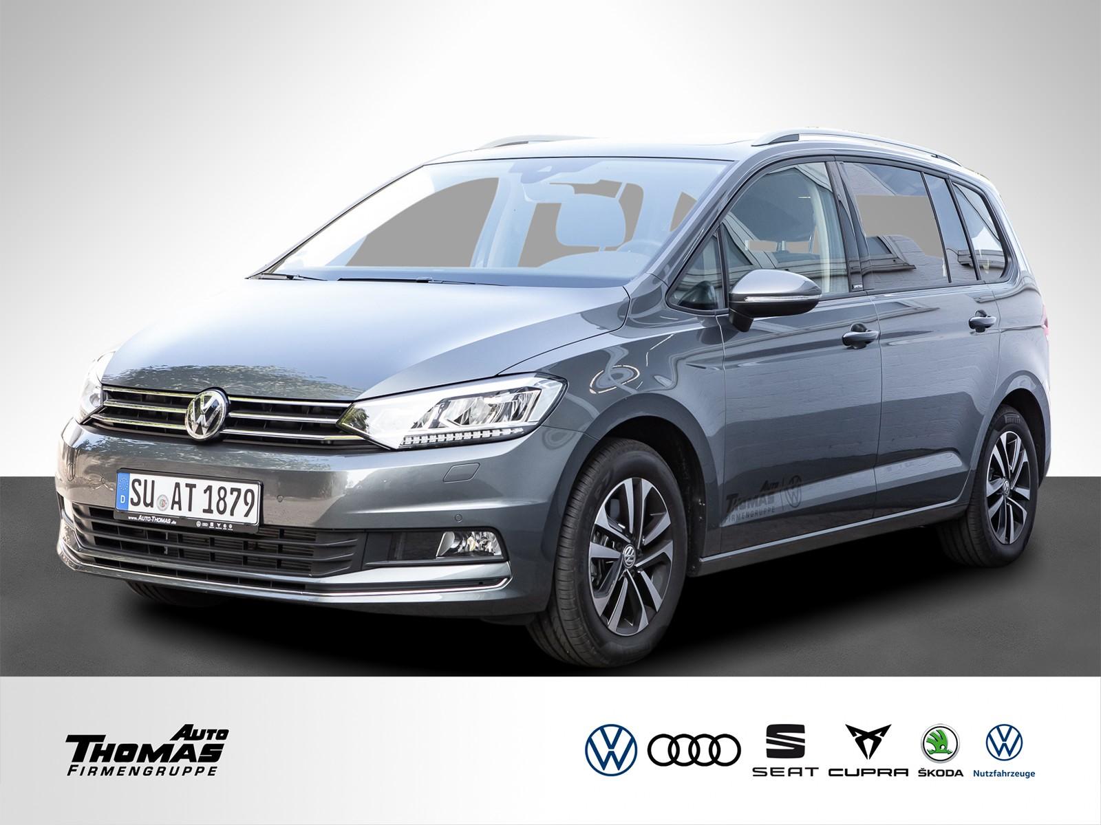 Volkswagen Touran Comfortline 1,5 l TSI OPF 110 kW (150 PS) 7-Gang DSG, Jahr 2020, Benzin