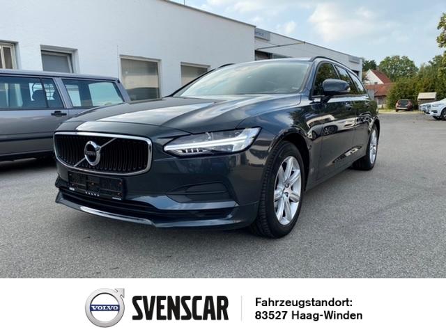 Volvo V90 D3 Kinetic LED Navi ACC El. Heckklappe LED-Tagfahrlicht Beheizb. Frontsch., Jahr 2017, Diesel
