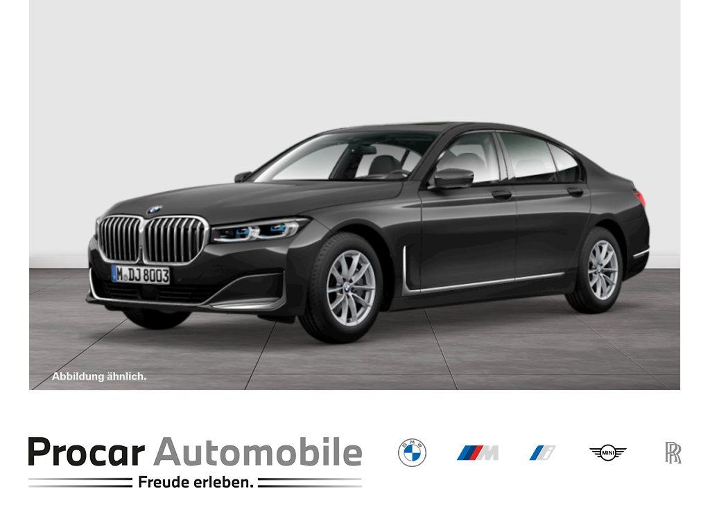 BMW 730d HuD H/K Laser SoftCl. Massage DA Prof. PA+, Jahr 2021, Diesel