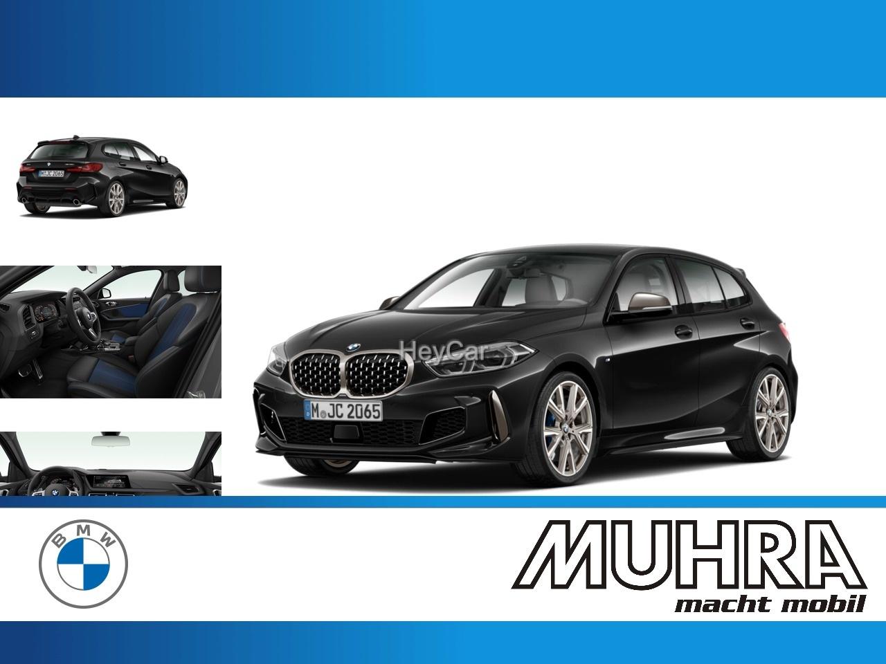 BMW M135i xDrive Head-Up PDC LED Hifi, Jahr 2020, Benzin