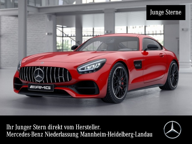 Mercedes-Benz AMG GT S Performance Keyless Night Dynamic Plus, Jahr 2019, Benzin