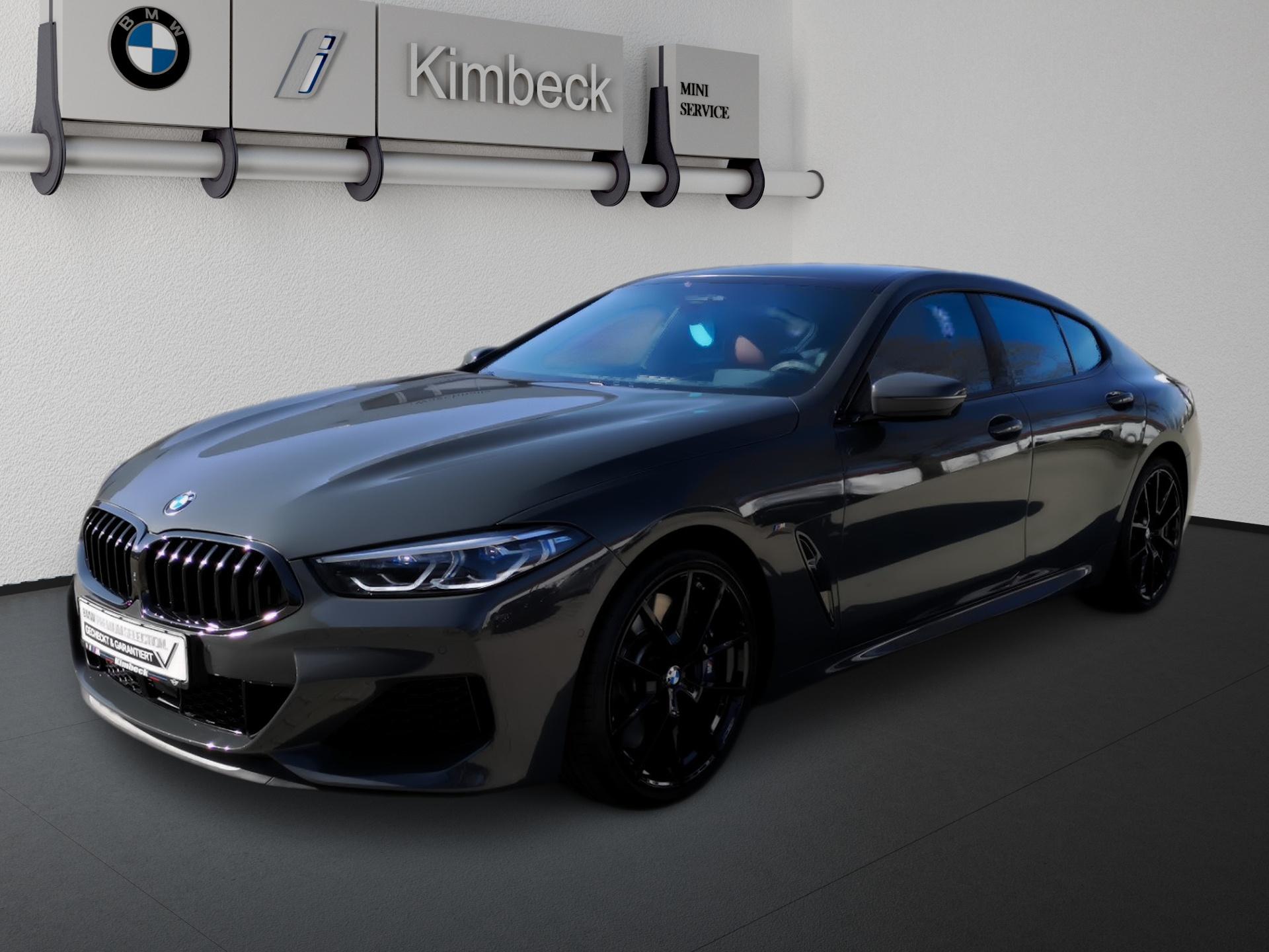 BMW M850i xDrive Laser ACC Pano. Multifunktionssitz, Jahr 2020, Benzin