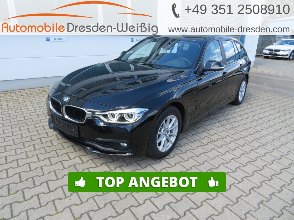 BMW 320 d EfficientDynamics Sport*variable Sportlenkung, Jahr 2017, Diesel